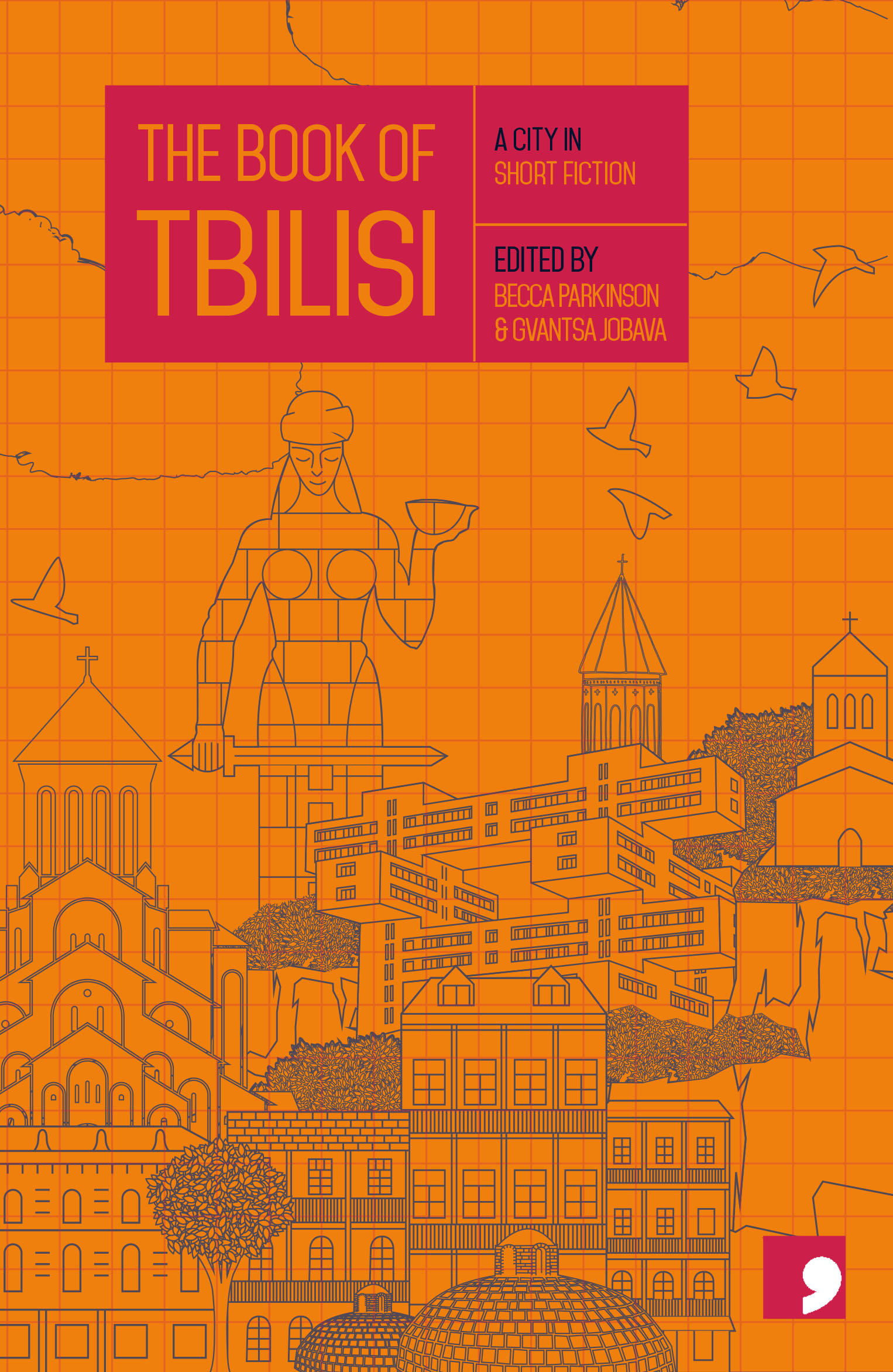 The Book of Tbilisi cover